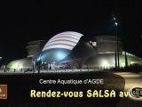 Aquasalsa Agde Centre Aquatique Archipel d'Agde