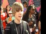 Jesse McCartney Sticks It To Twilight, Justin Bieber Makes The Kids Choice Awards Pop