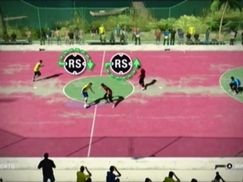 FIFA Street Tutorials: Tricks