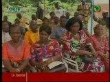 Boni Yayi lance les travaux d'un centre d'incubation des jeunes entrepreneurs agricoles