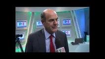 Bersani - Scompare con Lucio Dalla un poeta e un grande innovatore (01.03.12)