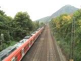 BR425 Bei Bad Honnef Rhöndorf Richtung Linz am Rhein