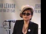 John Lennon NYC Rock Hall Annex Opened By Yoko Ono