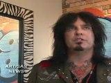 Motley Crue Ozzfest Plans Unaffected By Vince Neil Arrest