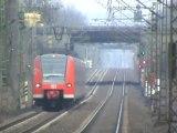 BR425 bei Bonn Villich Müldorf kurz vor Eintreffen im Bf Bonn Beuel