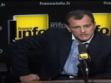 """Bayonne : Louis Aliot (FN) dénonce """"le jeu malsain du PS et de l'UMP"""""""