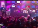 New Years Eve 2011 With Avril, MCR, Wayne And Kesha Douchebag