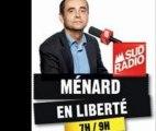 """Menard en liberte"" sur sud radio :  les harkis, interview de Fatima Besnaci-Lancou"