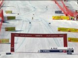 Feuz takes overall lead