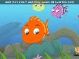 Three Little Fishies - Nursery Rhyme with Lyrics (HD)