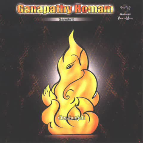 Ganapathy Homam —  Poorvanga Pooja — Sanskrit Spiritual