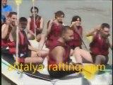 Antalya'dan Köprülü Kanyon'a Günübirlik Rafting Turları