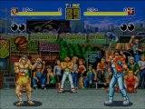 Fatal Fury - Joe - Slash Kick - US