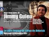 Jimmy Guieu & Serge de Beketch - émission N°1 (Radio Courtoisie, 13/11/1991)
