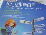Le Village des Métiers, de la Formation et de l'Emploi 2012