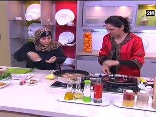 Recette kabsa choumicha 2012 chhiwat riz basmati à la viande mouton