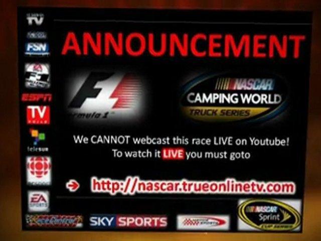 Watch – Phoenix – NASCAR Nationwide Cup Live – NASCAR …
