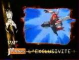 La chaîne Mangas (2002 - 2005): Jingle l'exclusivité