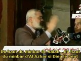 Hamas: printemps arabe jusqu'à AL QODS
