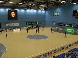 Boro U18s v Reading 1st half 2