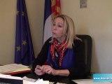 Lycée d'Allauch - Enco de Botte : on fait le point avec Monique Robineau, conseillère régionale