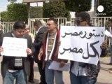 Mısır'da parlamento yeni anayasa için toplandı