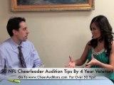 Jacksonville Jaguars Cheerleading Auditions Workshop!