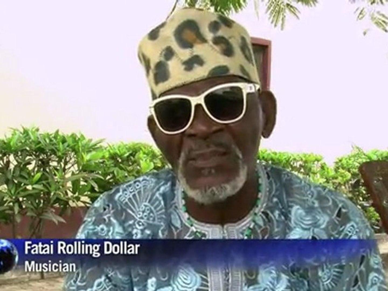 Nigeria music icon making a comeback - at 85