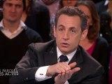 Ce qu'il faut retenir de l'intervention de Sarkozy en 2 minutes