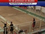 Tir de précision en double, J12 CS EF Saint-Priest contre Nyons