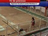 Tir de précision en simple, J12 CS EF Saint-Priest contre Nyons