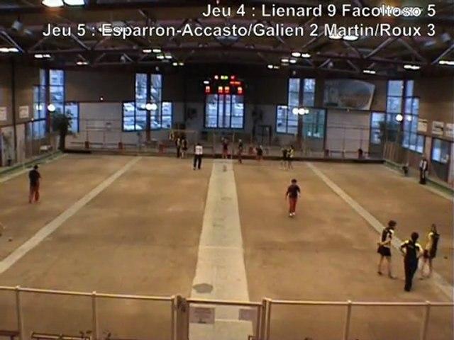 Traditionnel, J12 CS EF Saint-Priest contre Nyons