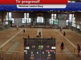 Second tir progressif, J12 CS EF Saint-Priest contre Nyons
