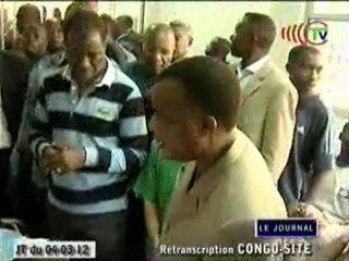 Réaction du Chef de l'Etat sur la situation que vient de connaitre Brazzaville