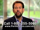 Perillo Tours - 2 Travel Styles Commercial - 2012