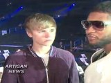 Justin Bieber Talent Just Scratching Surface Says Usher