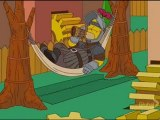 Générique Simpsons Parodie Game of Thrones