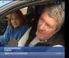 FIAT 500 RALLYE ABARTH R3T RACING PILOTE PRO RALLYE TEAM EVE LYNE LOHR EVE COPILOTE SYLVAIN MORELLEC PILOTE SUBARU RALLY