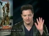 Brendan Fraser Video Interview On Brooke Shields, 'Furry Vengeance'