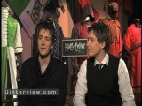 James & Oliver Phelps Video Interview On 'Harry Potter,' Daniel Radcliffe, Emma Watson