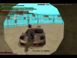GTA SA:MP : compilation de délires, stunts, crashes... rires !