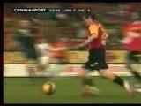 RC Lens - FC Sochaux, L1, saison 2006/2007 (1ère mi-temps)