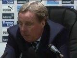 """25e journée - Redknapp : """"Concentré sur Tottenham"""""""