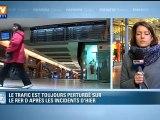 SNCF en Île-de-France : perturbations sur le RER D et la ligne H