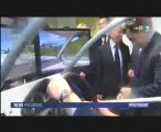 France 3 - Eric CIOTTI aux côtés de Nicolas SARKOZY pour visiter l'EPIDE de Saint Quentin