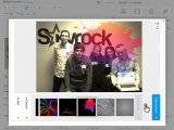 Edit your photos on Skyrock