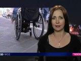 Nice : l'accessibilité pour les handicapés