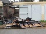 Beauvais : garage incendié rue Saint-Quentin