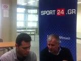 Ζέλικο Ομπράντοβιτς στο Sport24.gr: Για την αποχώρηση του από την Συν. Τύπου στο Βερολίνο