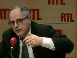 """Jean-Claude Delgenes, directeur général du cabinet Technologica, auteur de l'enquête, était l'invité de """"RTL Midi"""" mardi"""